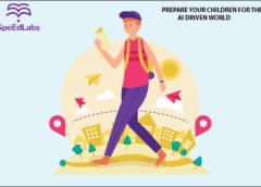 Prepare your children for the AI driven world